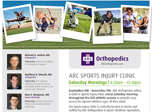 ARC Orthopedic Logo